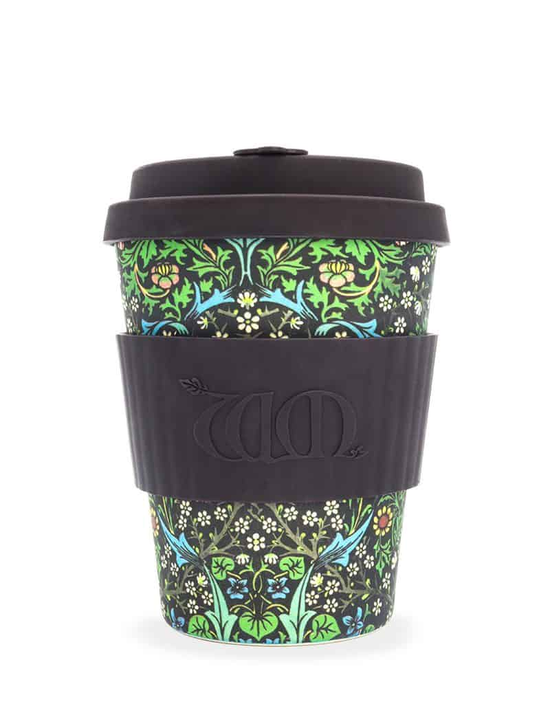 William Morris Blackthorn 12oz Ecoffee Cup