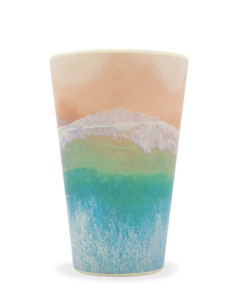 Surfers Against Sewage Porthcurno 14oz Ecoffee Cup